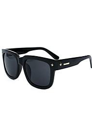 hombres/mujeres/Unisex 's 100% UV De Gran Tamaño Gafas de Sol