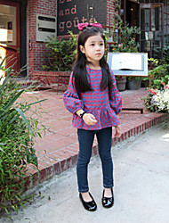 Girl's Plaid Shirt