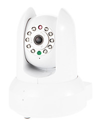 WIFI IP Camera 1/4 Inch /1.0 MP/IR Cut/Night Vision/P2P/IP Surveillance Camera-6213