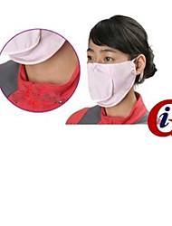 nsg masque GolfMD de respiration pour le golf rose / violet / bleu