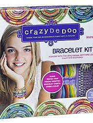 Eruner® DIY Loopdedoo Spinning Loom Handmade Rainbow Headband Bracelet Necklace Kids Intelligence Toys Children Gift