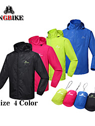 Kingbike ®Ramasun Autumn and Winter Outdoor Sports Cycling Jersey Long Sleeve Hooded Raincoat  Bike Clothing 4 Colors