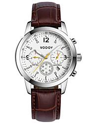 Vodoy®Men's Wrist Watch Sport Belt Water Resistant Mechanical Watch