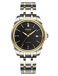Vodoy®Men's Wrist Watch  Steel Water Resistant Mechanical Watch Noctilucent