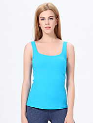 Yokaland ® Yoga Tops / Vest Breathable / Quick Dry / Wicking Stretchy Sports Wear Yoga / Pilates / Fitness Women's