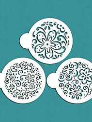 подарок цвет всплеск печенье трафарет множество Святого Валентина, цветок для украшения торта, Санкт-601