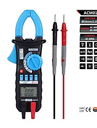 Bside ACM01 Auto Range 2000 Counts 600a Ac Current Clamp Meter With Worklight And Backlight