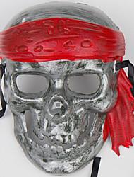Women/Men Halloween Horror Mask Jack Sparrow Mask Mardi Gras Masquerade Party Ball Mask Party Costume CJCws0032