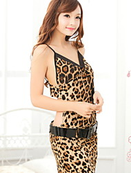 Leopard Suit Uniforms Temptation