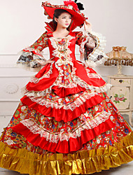 Steampunk®18th Century Rococo Style Marie Antoinette Inspired Prom Dress Wedding Ball Gown