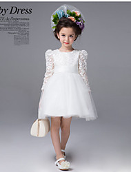 Baby Princess Bridesmaid Flower Girl Dresses Wedding Party Dresses