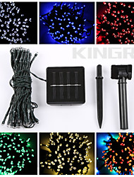 8M 60LED Solar String Lights Fine Chritmas Decoration String Lights Outdoor Whateproof Lights