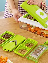 multifunzionale di taglio di frutta verdura set dispositivo di taglio