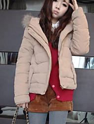 Women's Short Winter Coat