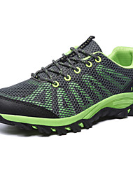 Men's Hiking Climming Shoes New Fashion Outdoor Sports Brand Waterproof Shoes Leatherette 2 Colors
