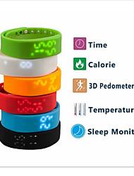 Tecnologia Vestível - Relógio inteligente - Generic - W2 - NFC - Controle de Mídia - Monitor de Sono - para Outro