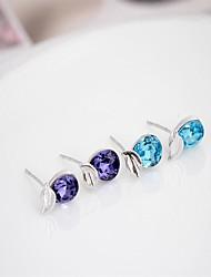 My Orders Fine Jewelry Mercurial Superfly Boucle d'oreille Femme Crystal Earrings  brand Silver Earings 925 Women