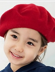 Children Wool Bowler Hat