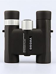 BOSMA® 8x 25 mm Jumelles BAK4Etanche / Résistant aux intempéries / Antibuée / Générique / Coffret de Transport / Prisme en toit / Haute