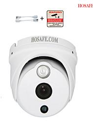 2.0MP HD 1080p IP caméra Night vision de hosafe, ONVIF, la détection de mouvement, alerte e-mail, câble poe de récompense gratuitement