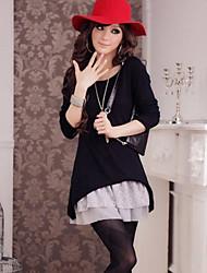 Women's Patchwork  Dress (cotton)