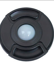 67mm Multifunctional White Balance Center Pinch Lens Cap