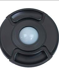 67mm Centro Multifuncional Balance de blancos Pinch Lens Cap