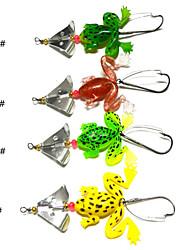 Anmuka Spoons 6 g 4 pcs 90*40*5 Sea Fishing / General Fishing