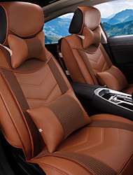 автомобильная кожа подушки сиденья подушки безопасности крышка крышка на выходе бронирование мест, 125-135-140 см имеет 3 вида