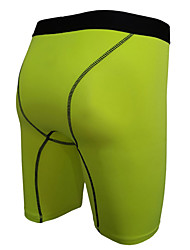 Men's Running Shorts Fitness / Racing / Leisure Sports / Running Wicking / Compression / Lightweight Materials Others Sports Wear