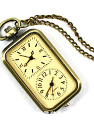 Man And Woman Personality Roman Pocket Watch Cool Watch Unique Watch