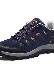 Men's Hiking Shoes Synthetic Green / Navy / Khaki
