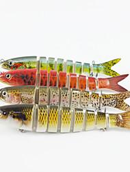 """1 pcs Harte Fischköder / Angelköder Harte Fischköder Verschiedene Farben 19g g/3/4 Unze mm/5"""" Zoll,Kunststoff Spinnfischen"""