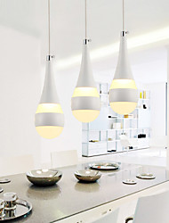 Pendant Lights LED Modern/Contemporary Dining Room/Kitchen Metal