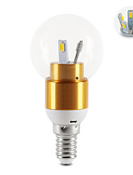 Ampoules Incandescentes , E14 5 W 9 SMD 5730 475 LM Blanc Chaud / Blanc Froid AC 85-265 V