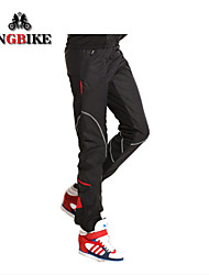 KINGBIKE Bike Bicycle Full Length Cycling Wind Proof Pants Cycling Pants With Zipper Pockets Sports Trousers