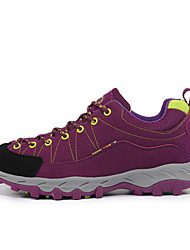 Women's Hiking Shoes  Purple/Red