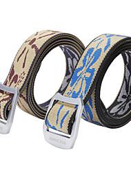 Rockway unissex estreitas outdoors cintos ajustáveis dois lados podem ser usados