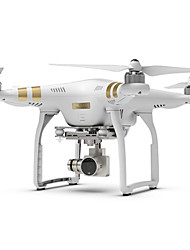 DJI Phantom 3 Professional 4K Camera Drone (complete with gimbal and 4K camera, continuous flight 22 min)