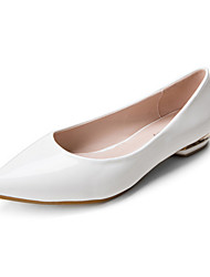 Women's Shoes Synthetic Flat Heels / New Shoes With Flat SoleThick Wit/Thick Lighter Color Matching pointe