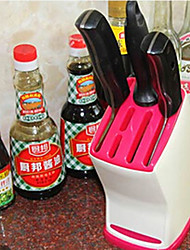 Kitchen Supplies Plastic Head Cutter Holder