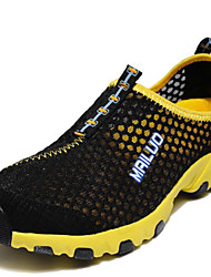 Men's Water Shoes Shoes Tulle Black
