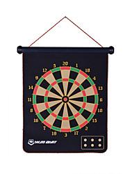 winmax® 15-Zoll-magnetischen Dartscheibe mit sechs Stück magnetischen Darts