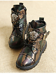 Children's Shoes Dress Round Toe Boots More Colors available