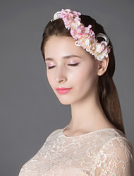 Women's Fabric Headpiece - Wedding Flowers 1 Piece