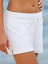 Mujer Carrera Pantalones cortos holgadosYoga / Pilates / Pesca / Patinaje / Fitness / Natación / Buceo / Carreras / Deportes recreativos