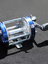 Mulinelli da pesca Casting Reel 4.2:1 3 Cuscinetti a sfera Mano destra / MancinoPesca di acqua dolce / Pesca con esca / Pesca