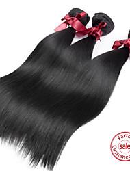 Peruvian Virgin Hair Straight 3Pcs Unprocessed Virgin Peruvian Straight Hair Hair Products Cheap Human Hair Extensions