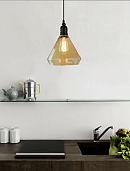 Max 60W Lampe suspendue ,  Traditionnel/Classique / Vintage / Rétro / Rustique Autres Fonctionnalité for Style mini MétalChambre à