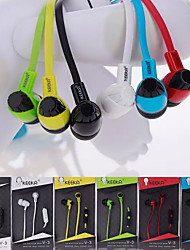 3.5 Hi-Fi High Quality Style In-Ear Earphones for Samsung Phones(Assorted Colors)